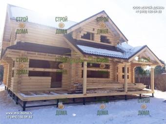 Индивидуальный проект дома D220