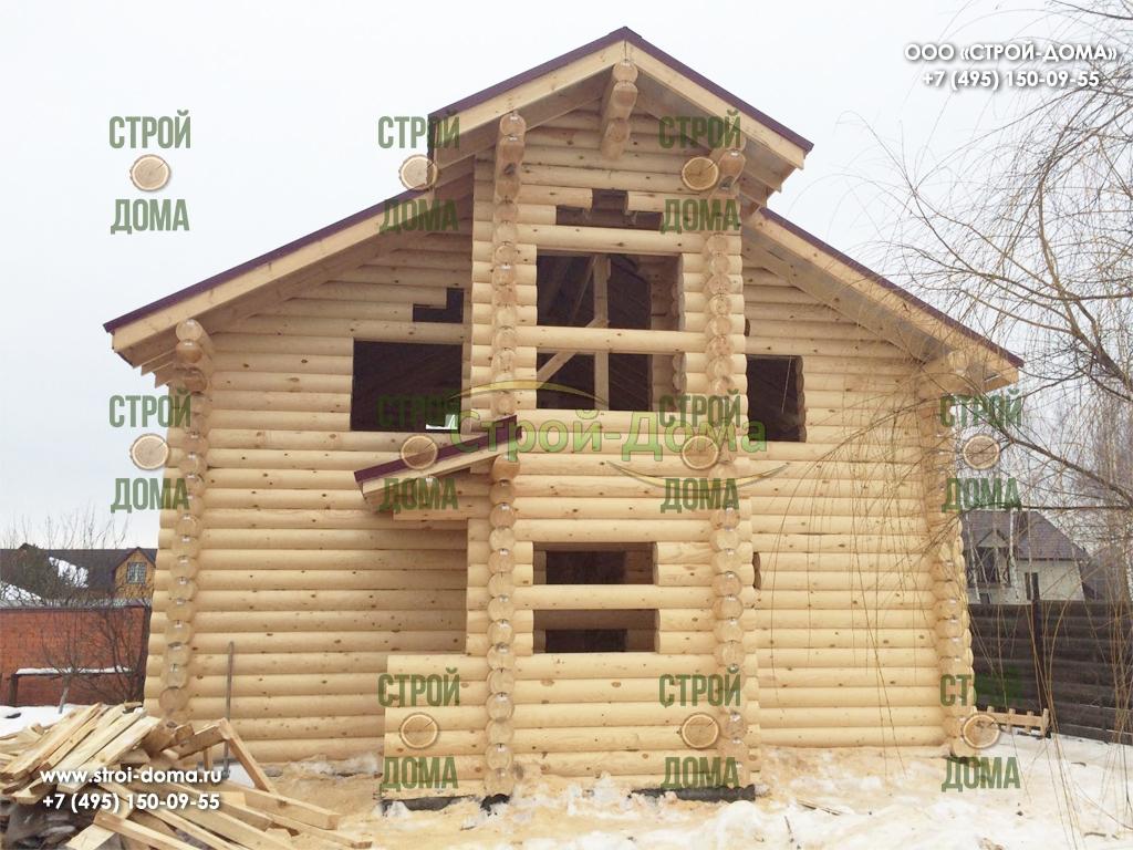Индивидуальный проект дома d240