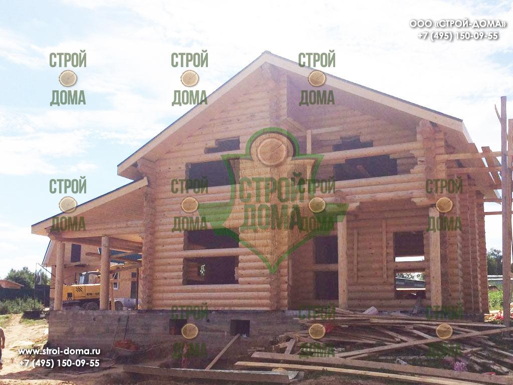 Индивидуальный проект дома d260