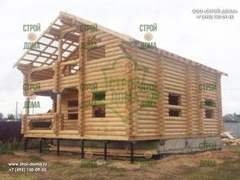 Инд. проект дома d240(2)