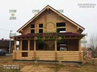 Индивидуальный дом d240(3)