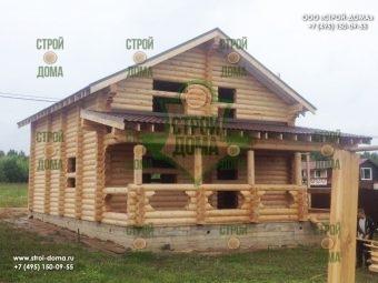 Индивидуальный дом - d240(4)