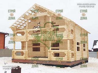 Индивидуальный дом d240 (5)